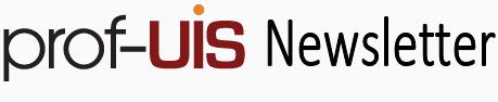 Prof-UIS Newsletter
